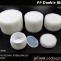 PP Double Wall Jar J503- 100ml