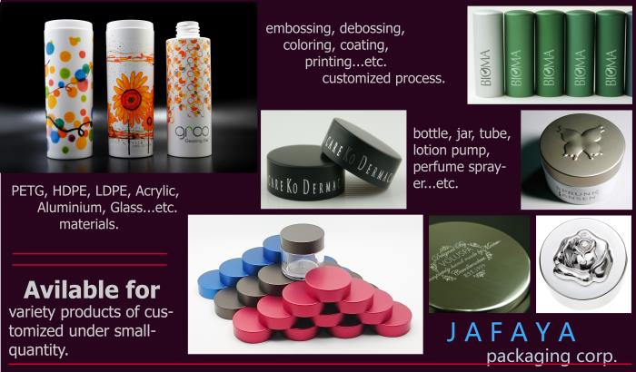 Customized Packaging Design Service
